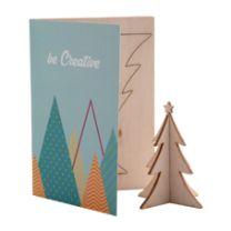 Egyediesíthető karácsonyi képeslap